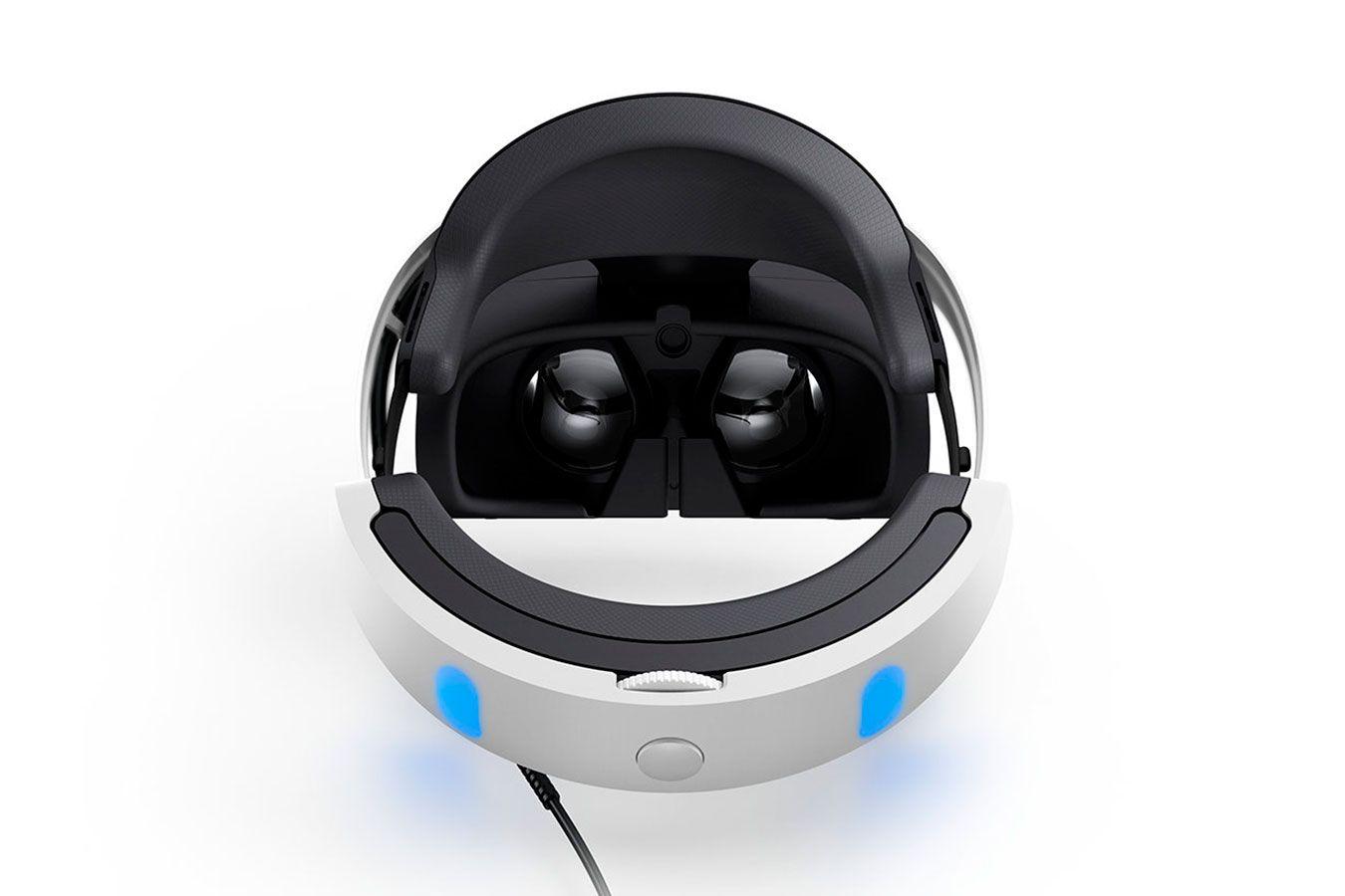 Шлем PlayStation VR изображение 1