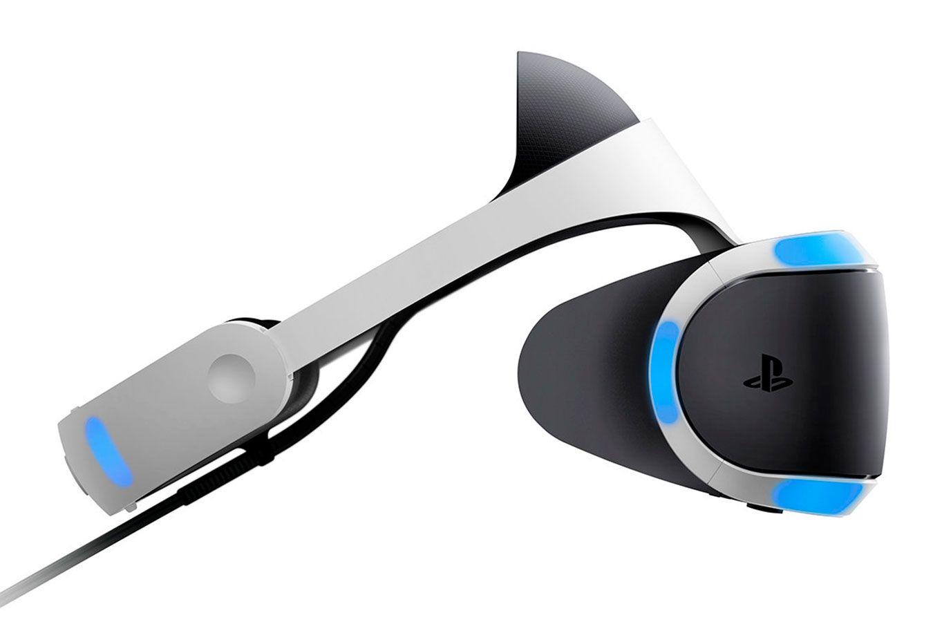 Шлем PlayStation VR изображение 2