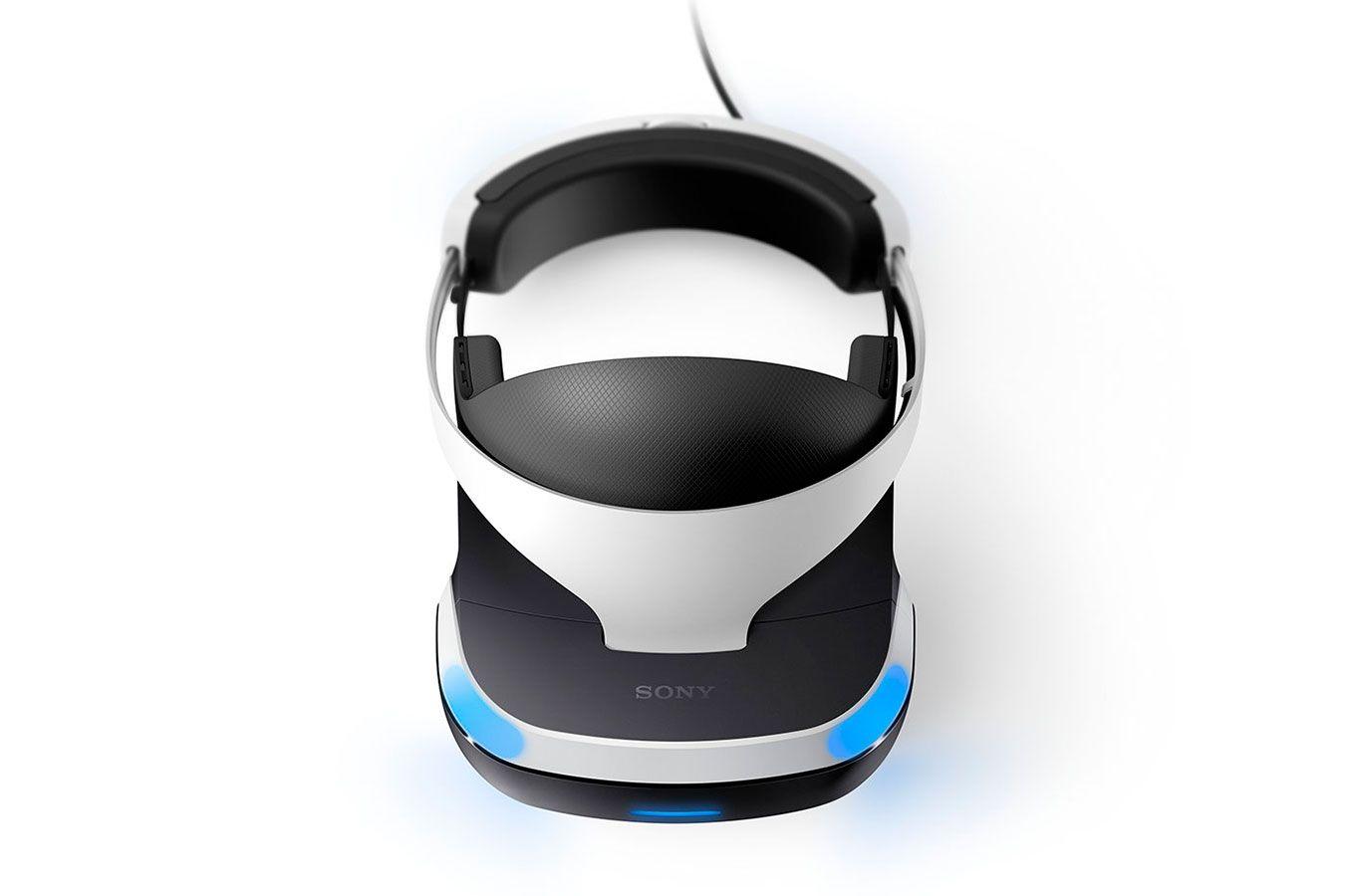 Шлем PlayStation VR изображение 3