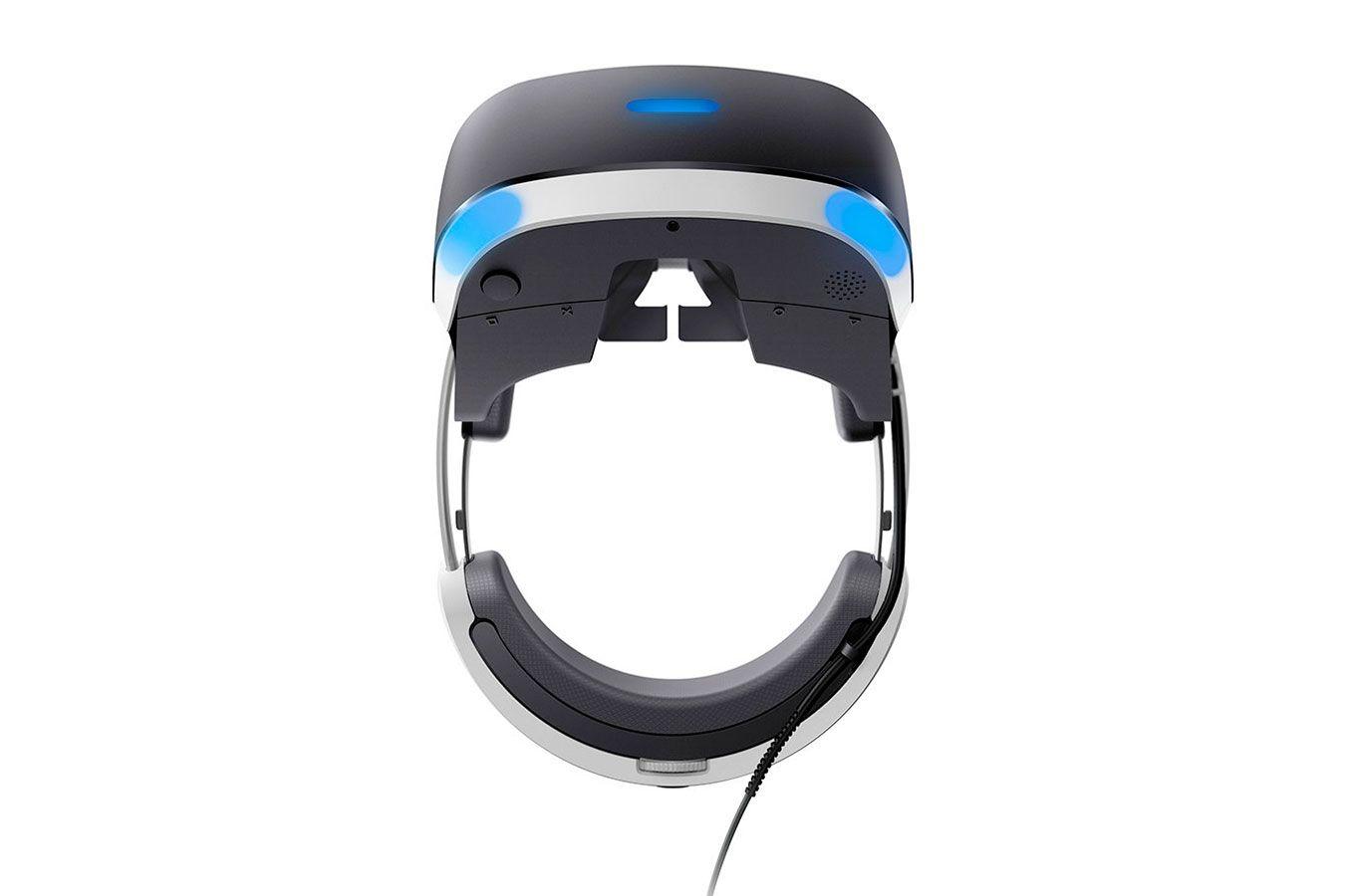 Шлем PlayStation VR изображение 4