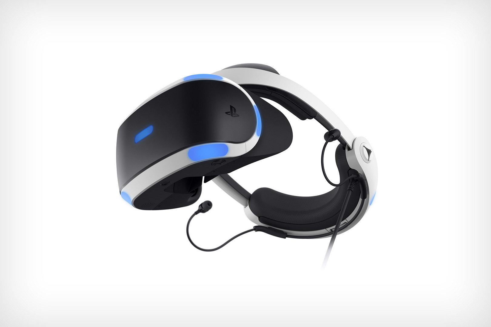 Шлем PlayStation VR V2 изображение 0