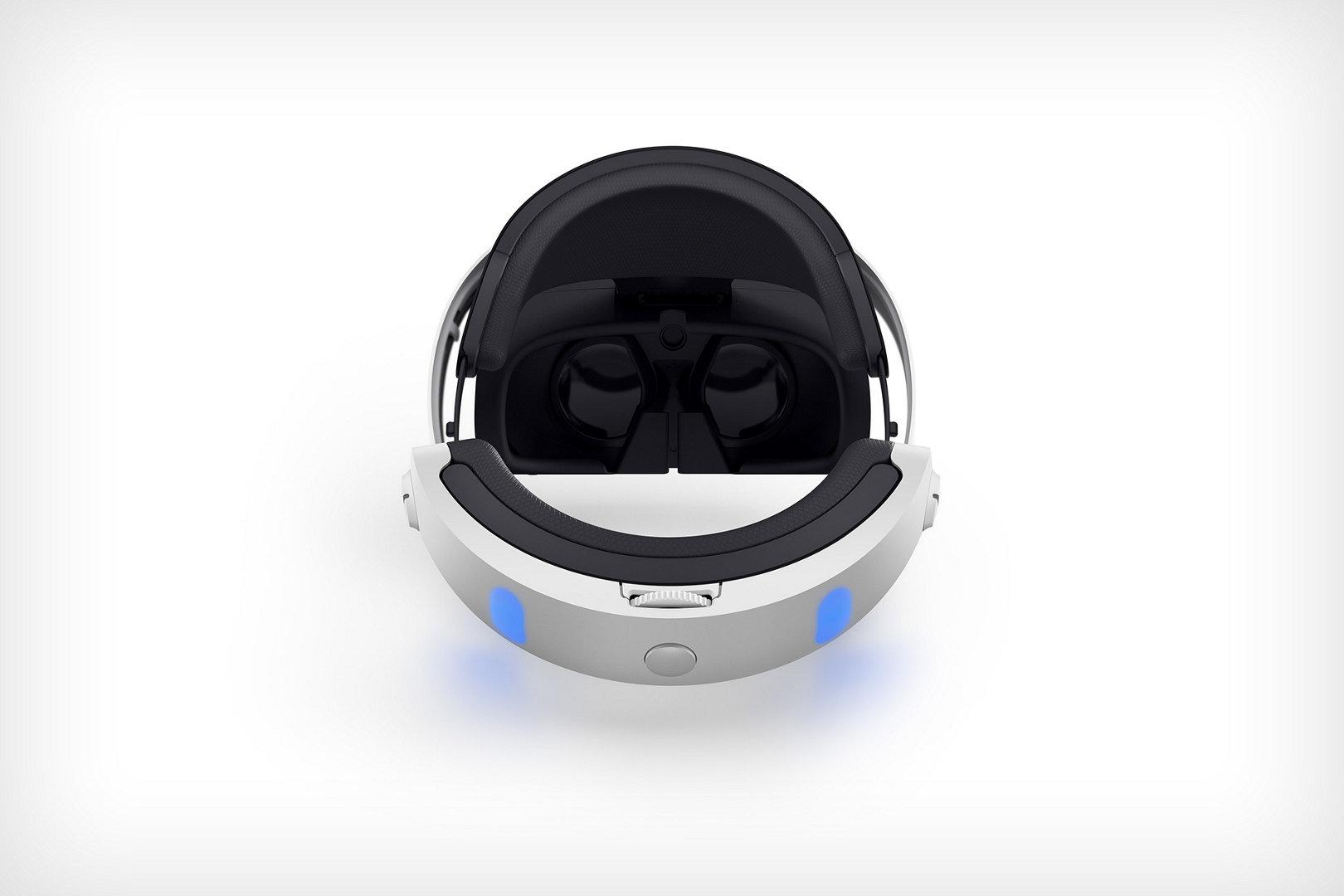 Шлем PlayStation VR V2 изображение 1