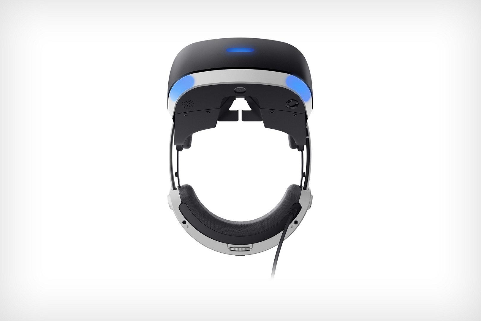 Шлем PlayStation VR V2 изображение 2