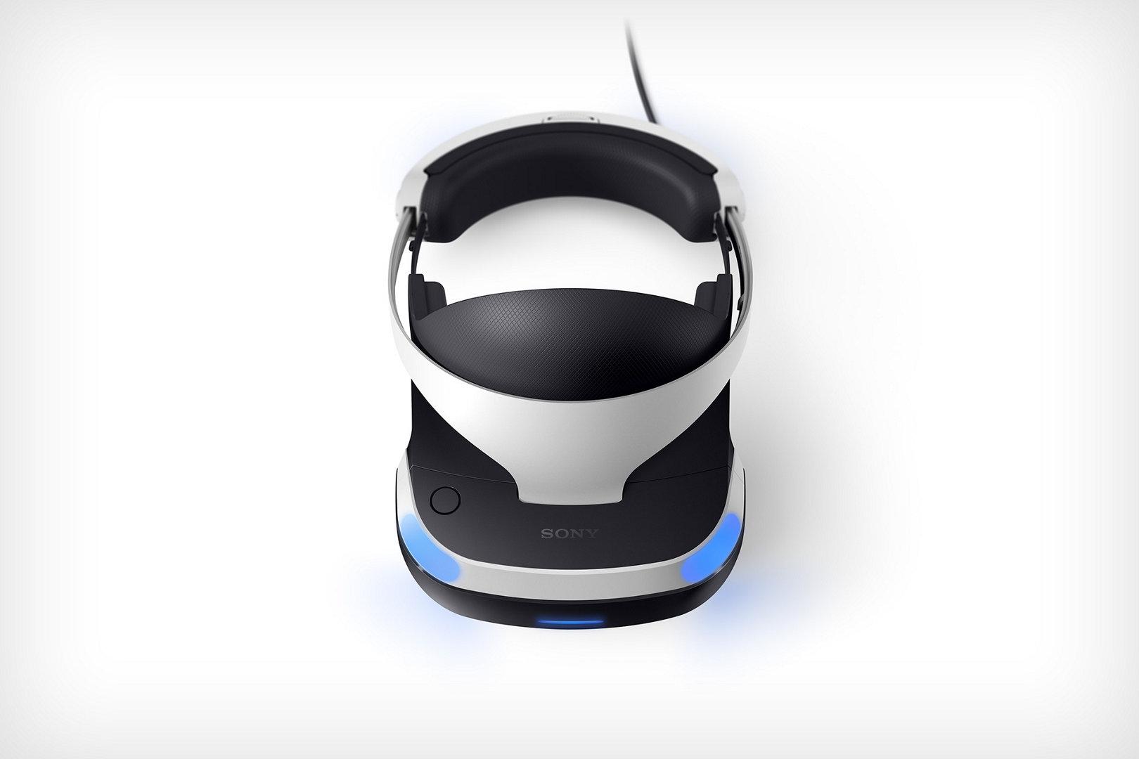 Шлем PlayStation VR V2 изображение 3