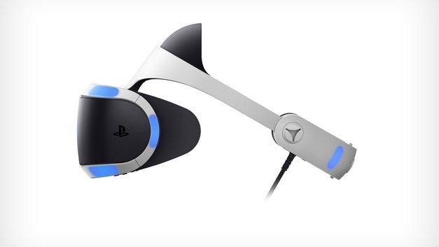 Шлем PlayStation VR V2 изображение 5