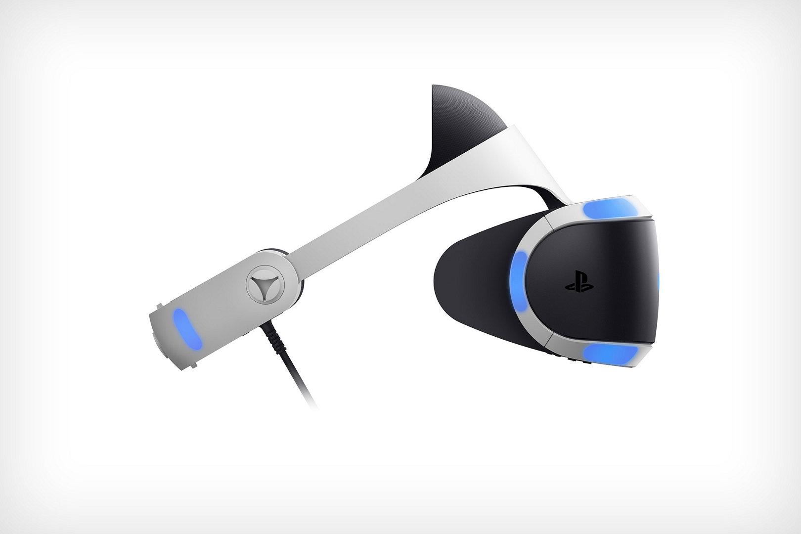 Шлем PlayStation VR V2 изображение 6