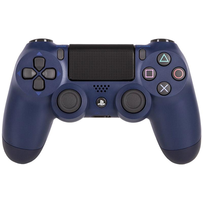 DualShock 4 синяя полночь