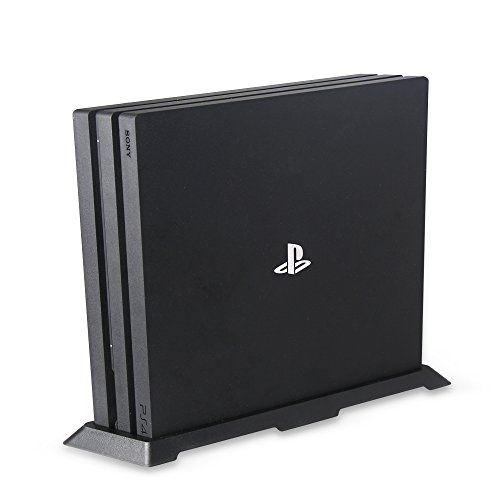 Вертикальный стенд IV-P4S009 для PlayStation 4 Pro черный [PS4PTS]
