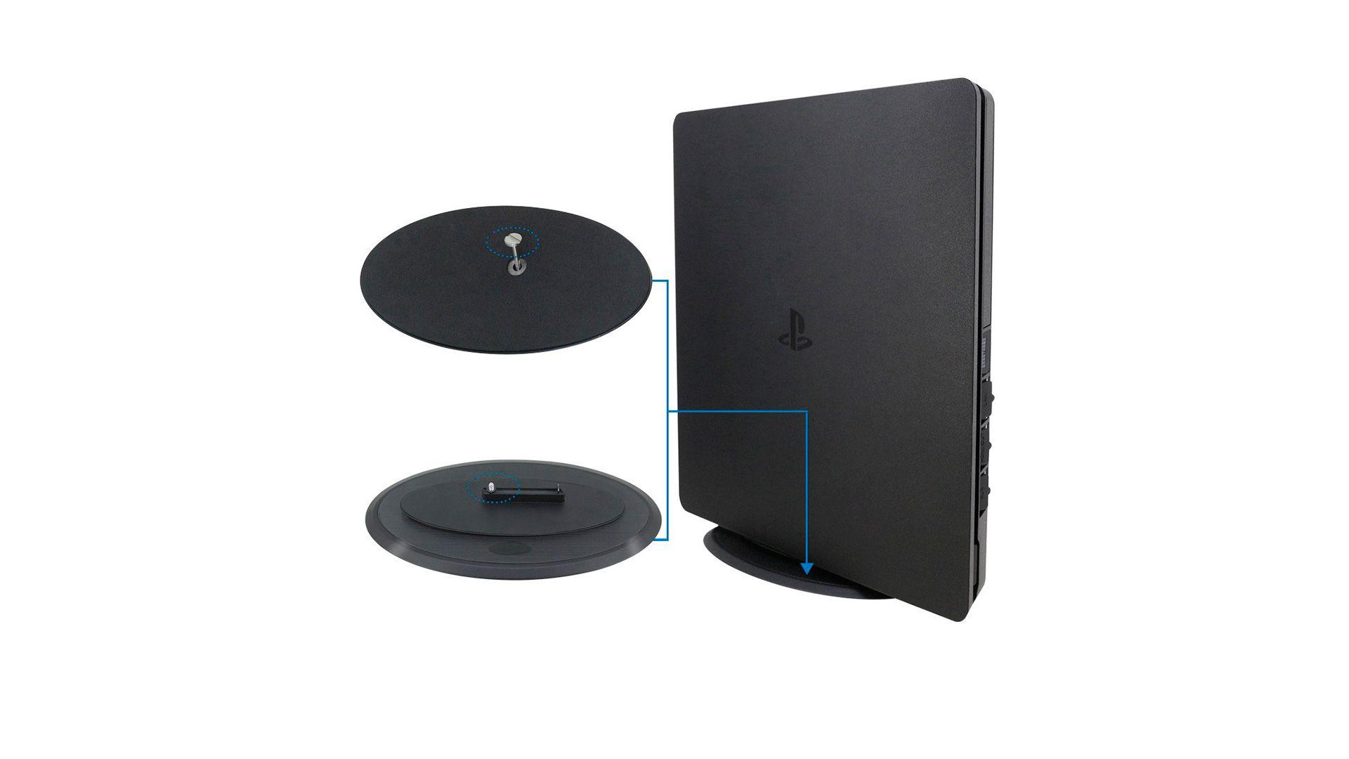 Вертикальный стенд PlayStation 4 slim изображение 1