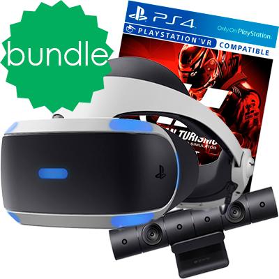 PlayStation VR Gran Turismo Sport