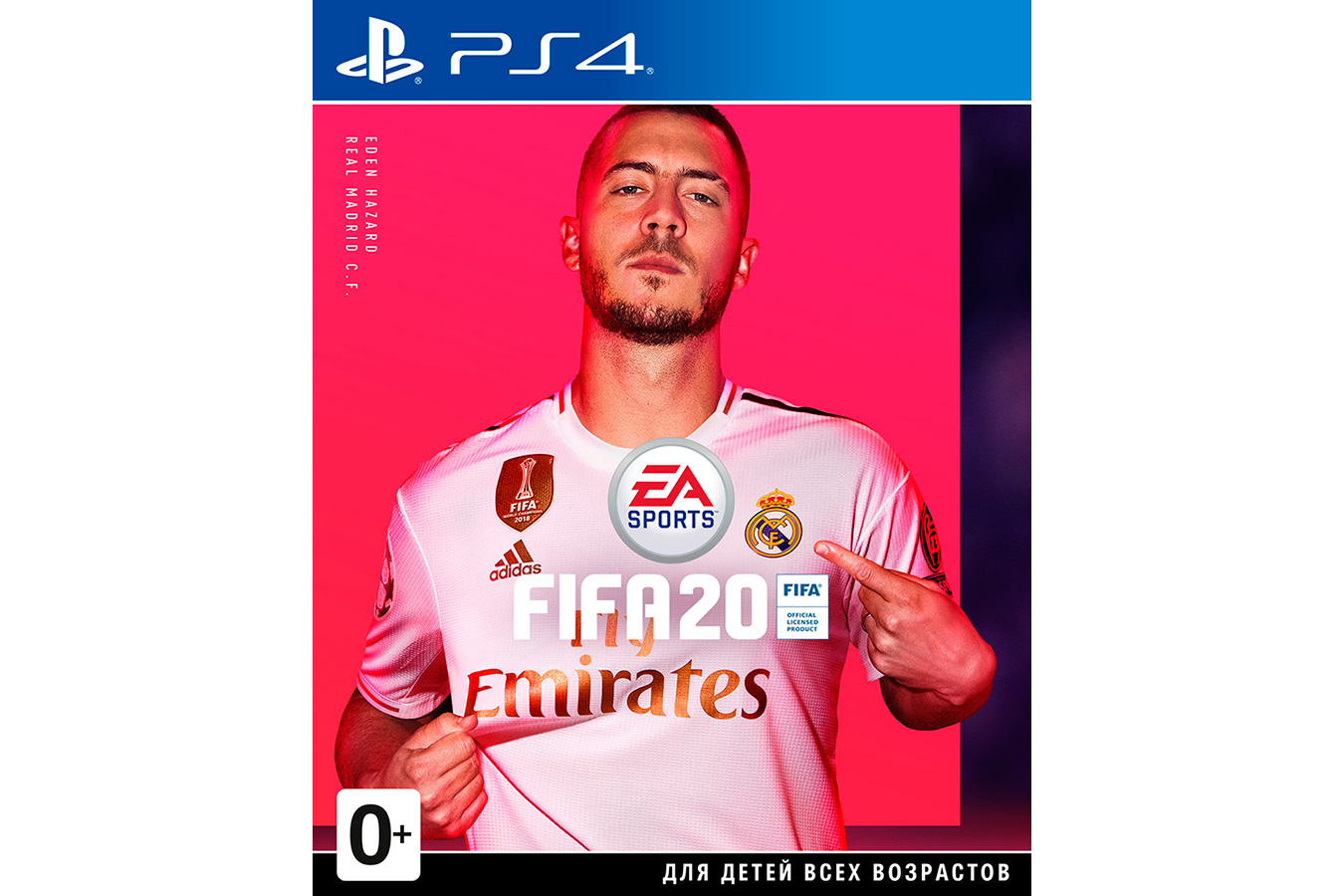 FIFA 20 для PlayStation 4 [PS4GF20]