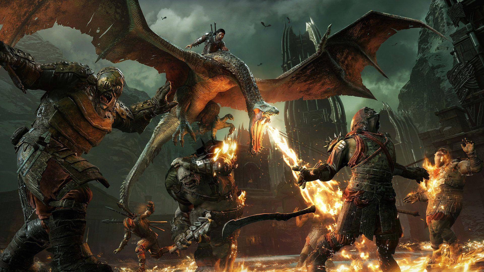 Средиземье: Тени войны изображение 3