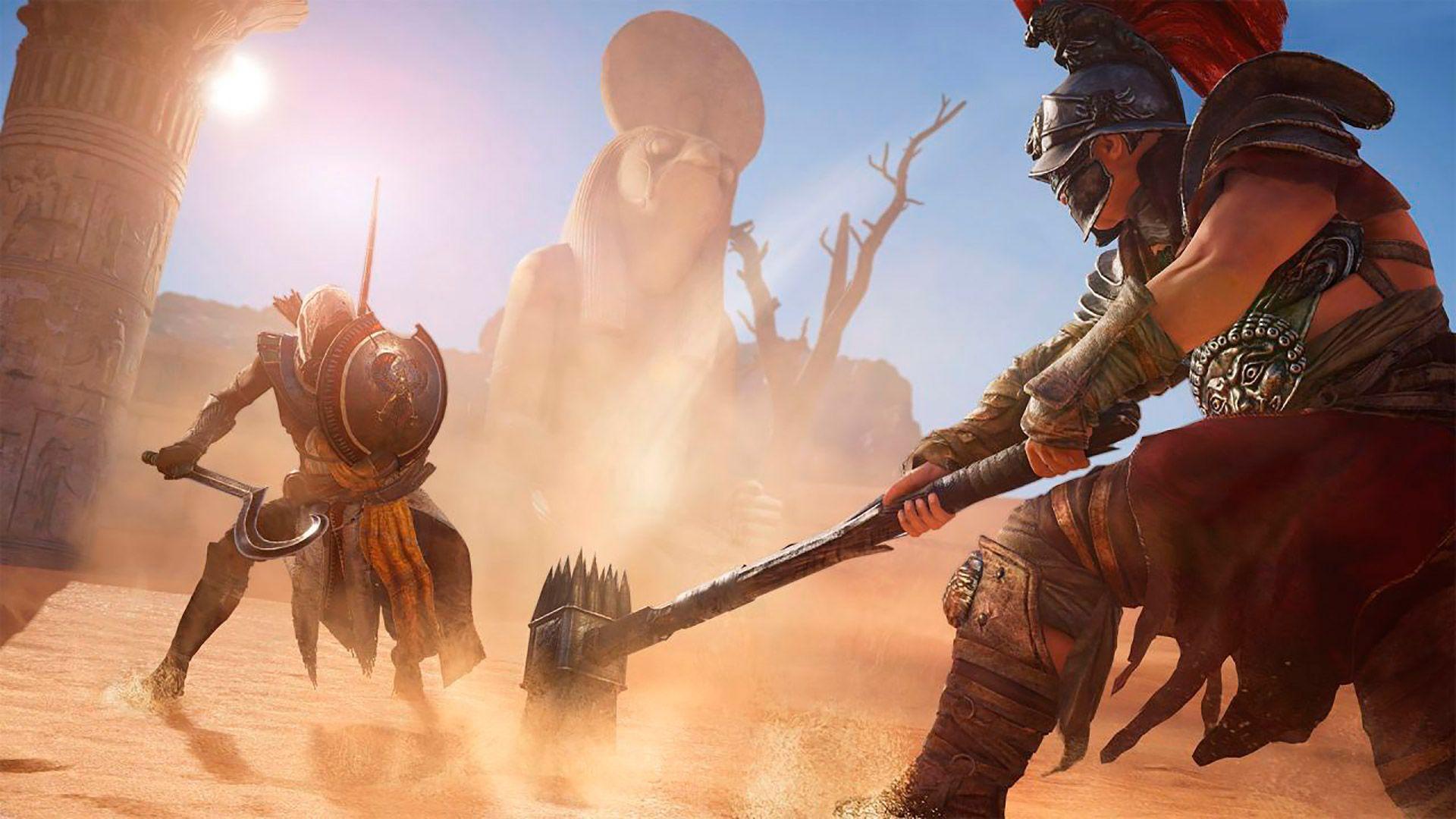 Assassin's Creed Истоки изображение 0