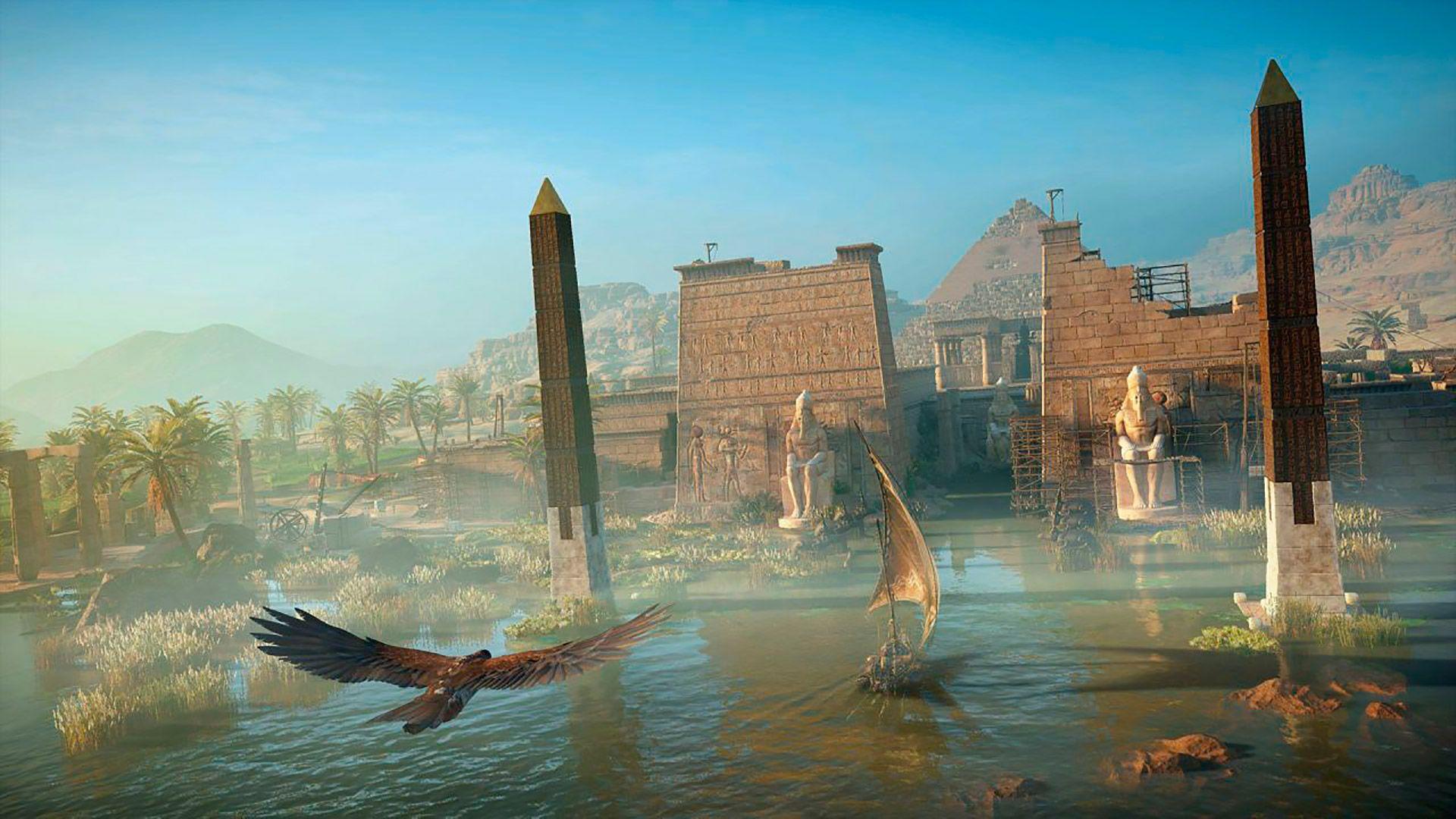 Assassin's Creed Истоки изображение 3