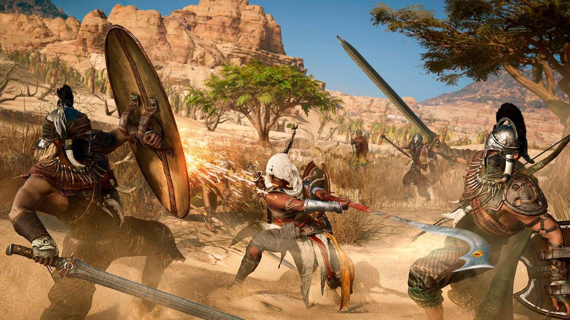 Assassin's Creed Истоки изображение 5