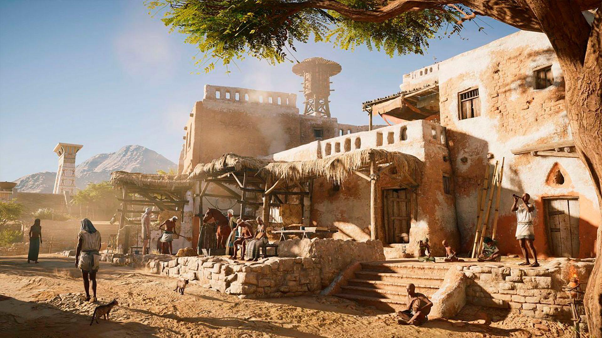 Assassin's Creed Истоки изображение 6