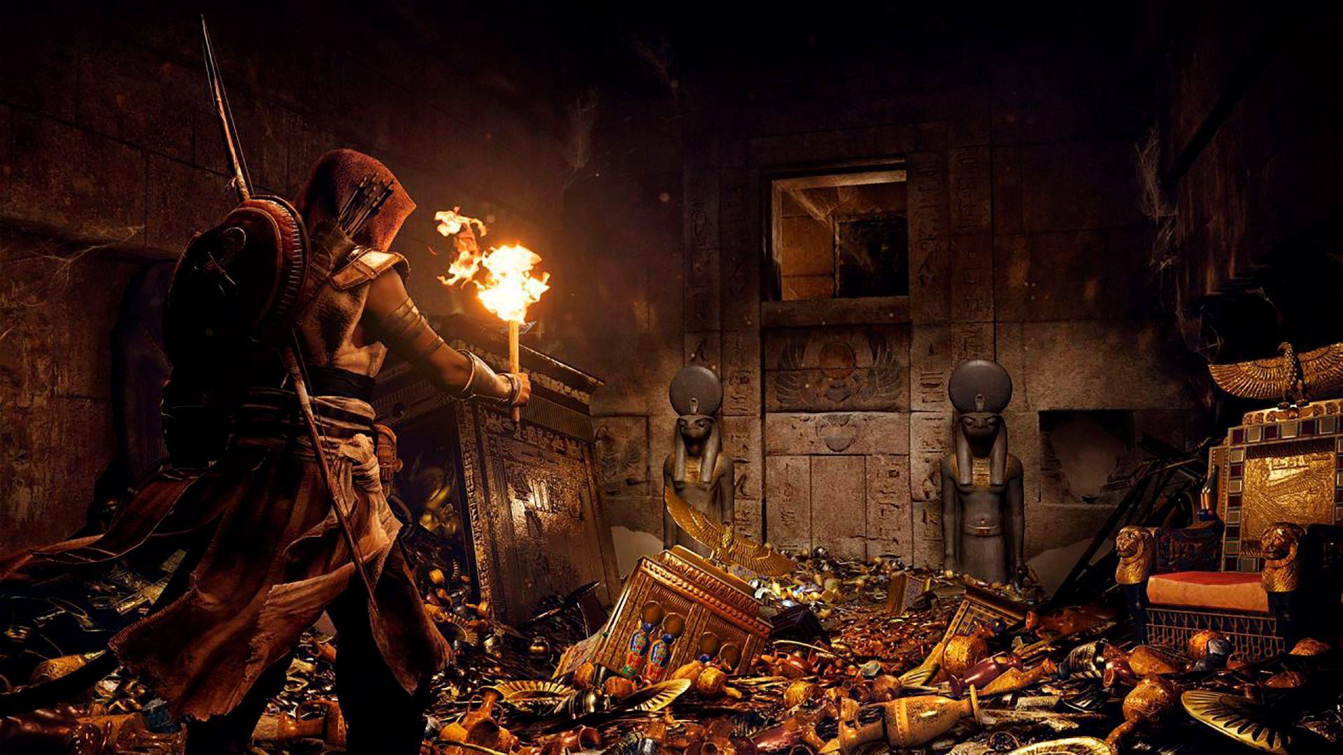 Assassin's Creed Истоки изображение 8