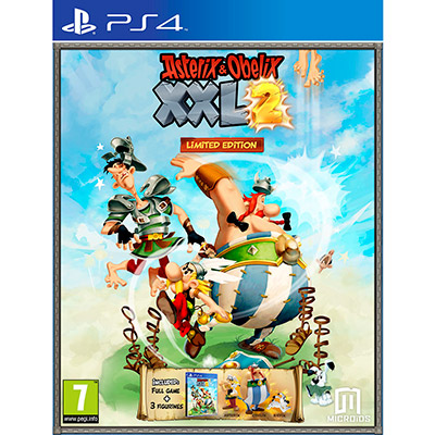 Asterix and Obelix XXL2 Limited Edition