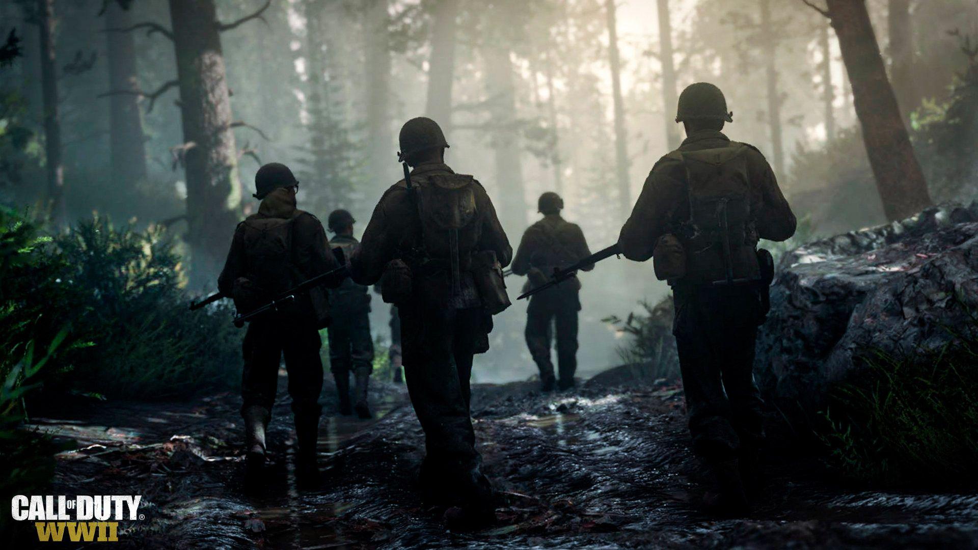 Call of Duty: WWII изображение 0
