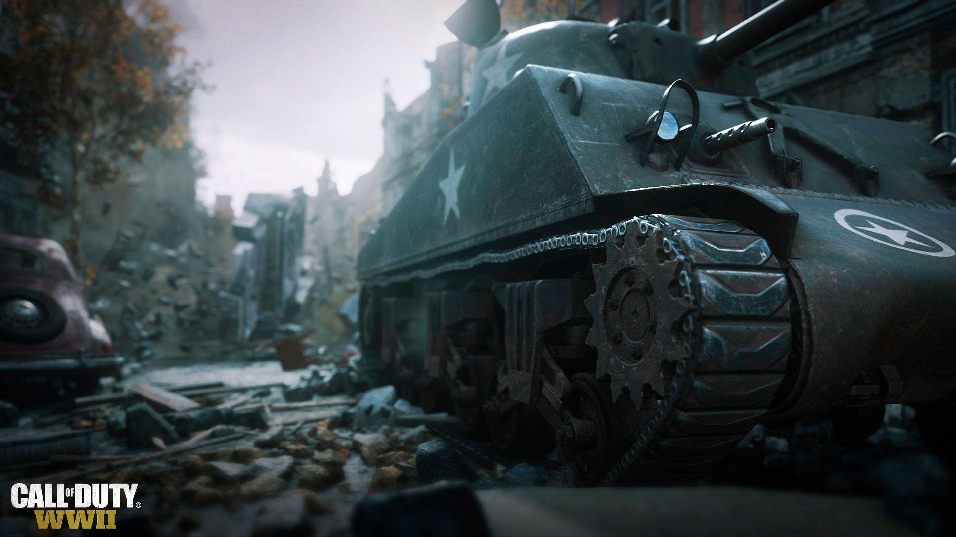 Call of Duty: WWII изображение 1