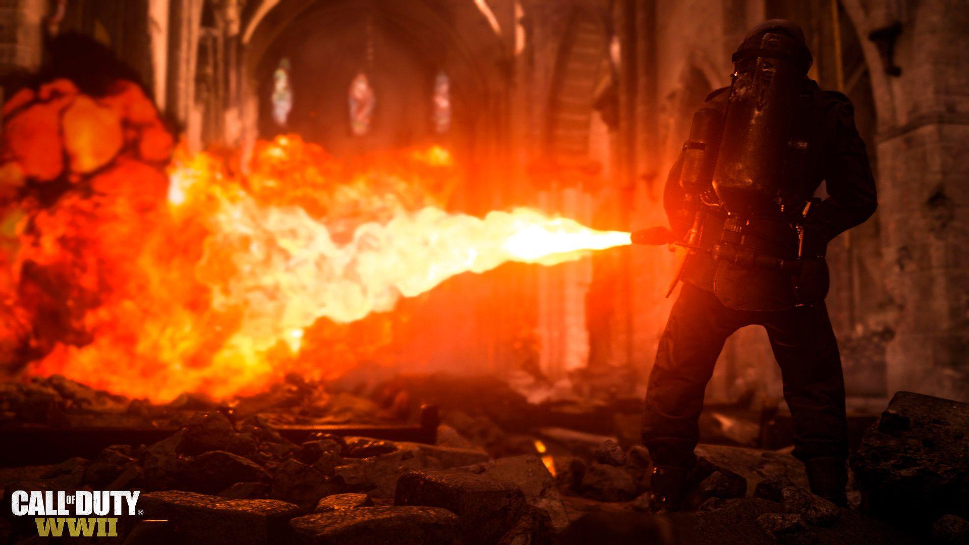 Call of Duty: WWII изображение 2