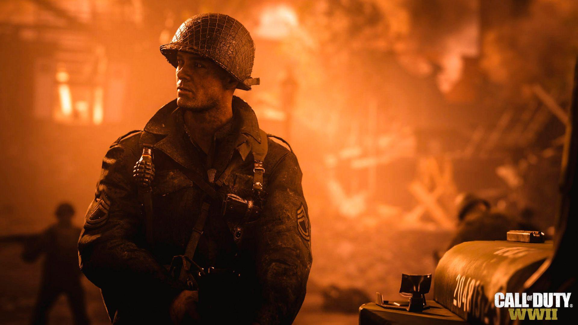 Call of Duty: WWII изображение 3