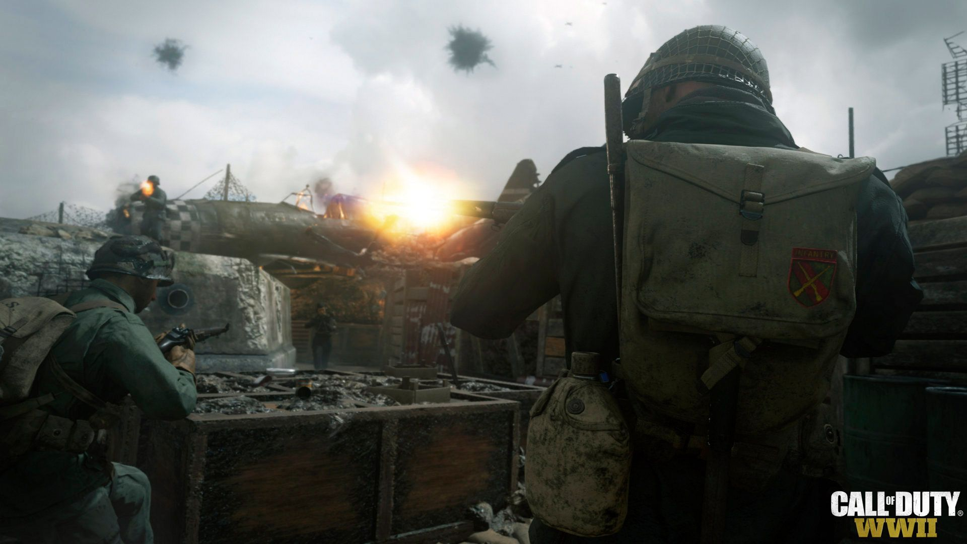 Call of Duty: WWII изображение 4