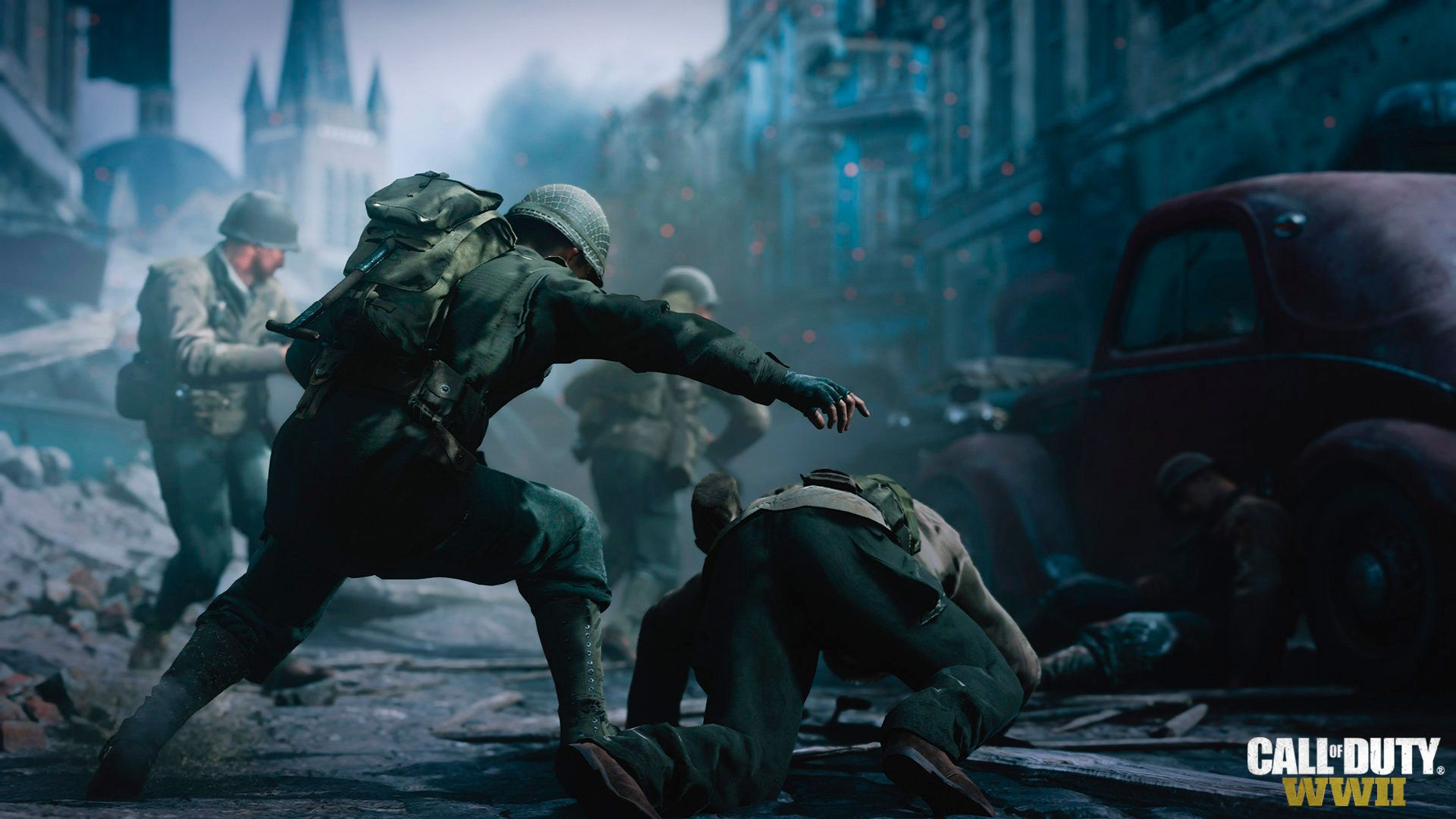 Call of Duty: WWII изображение 5