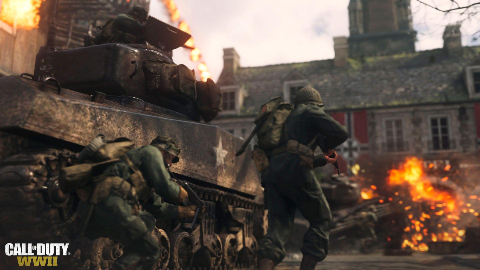 Call of Duty: WWII изображение 7