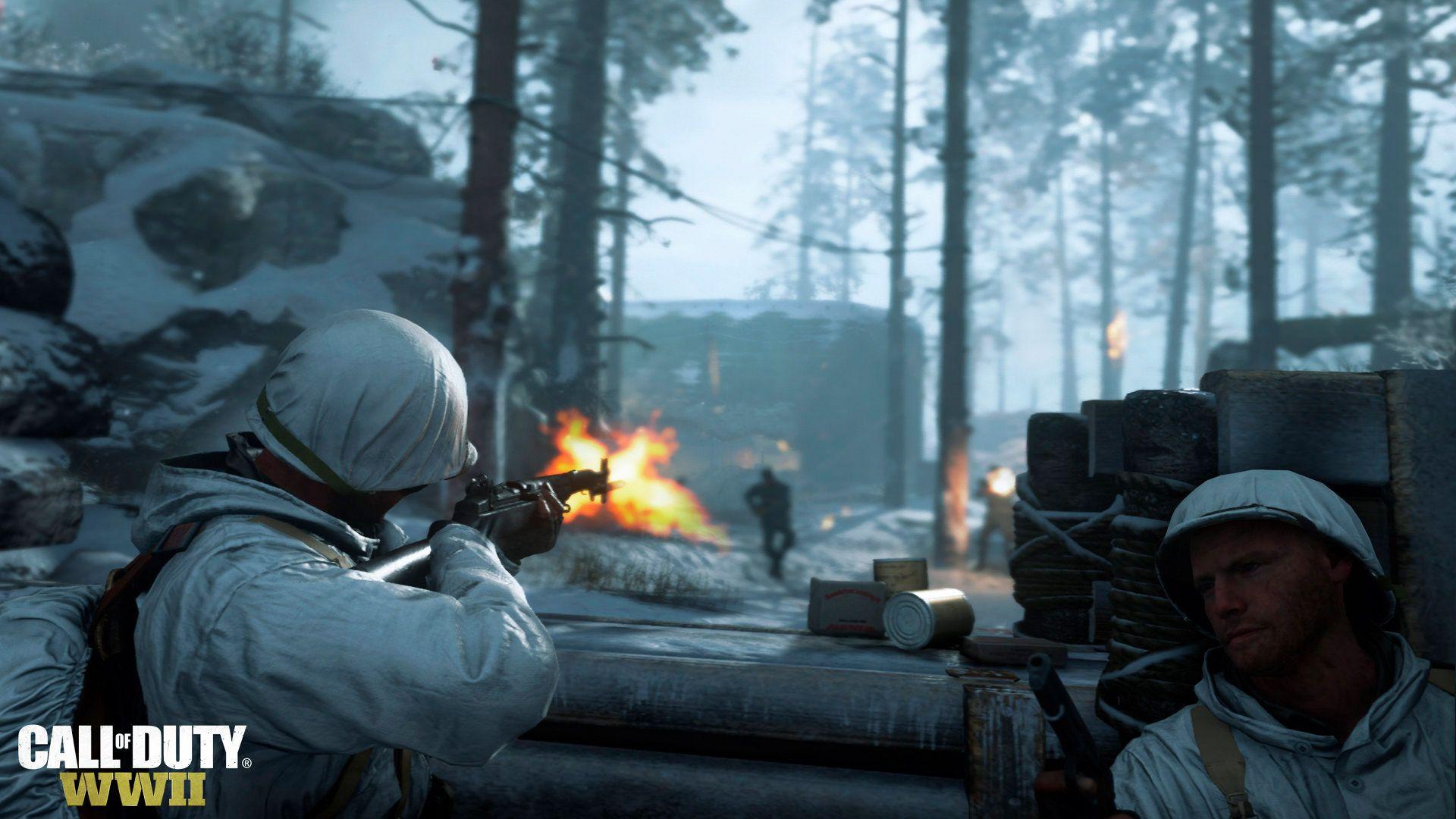 Call of Duty: WWII изображение 8