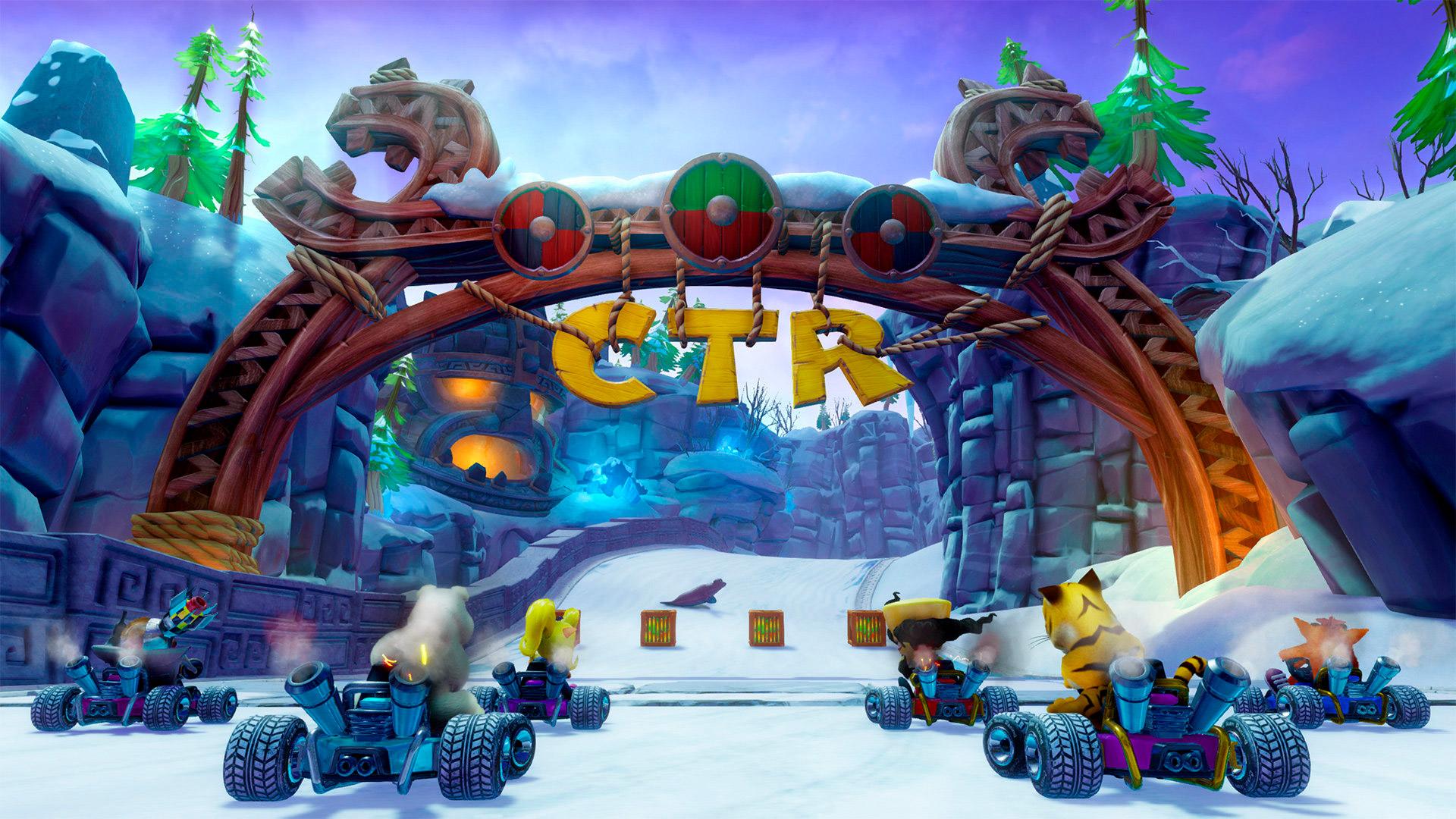 Crash Team Racing Nitro-Fueled изображение 0