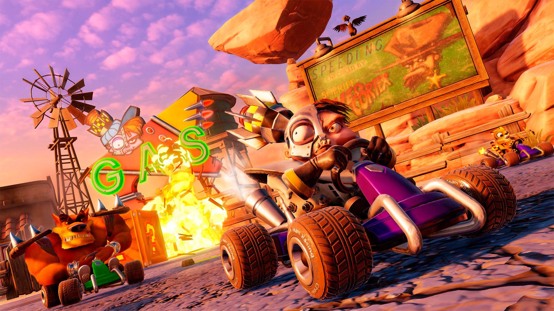 Crash Team Racing Nitro-Fueled изображение 1