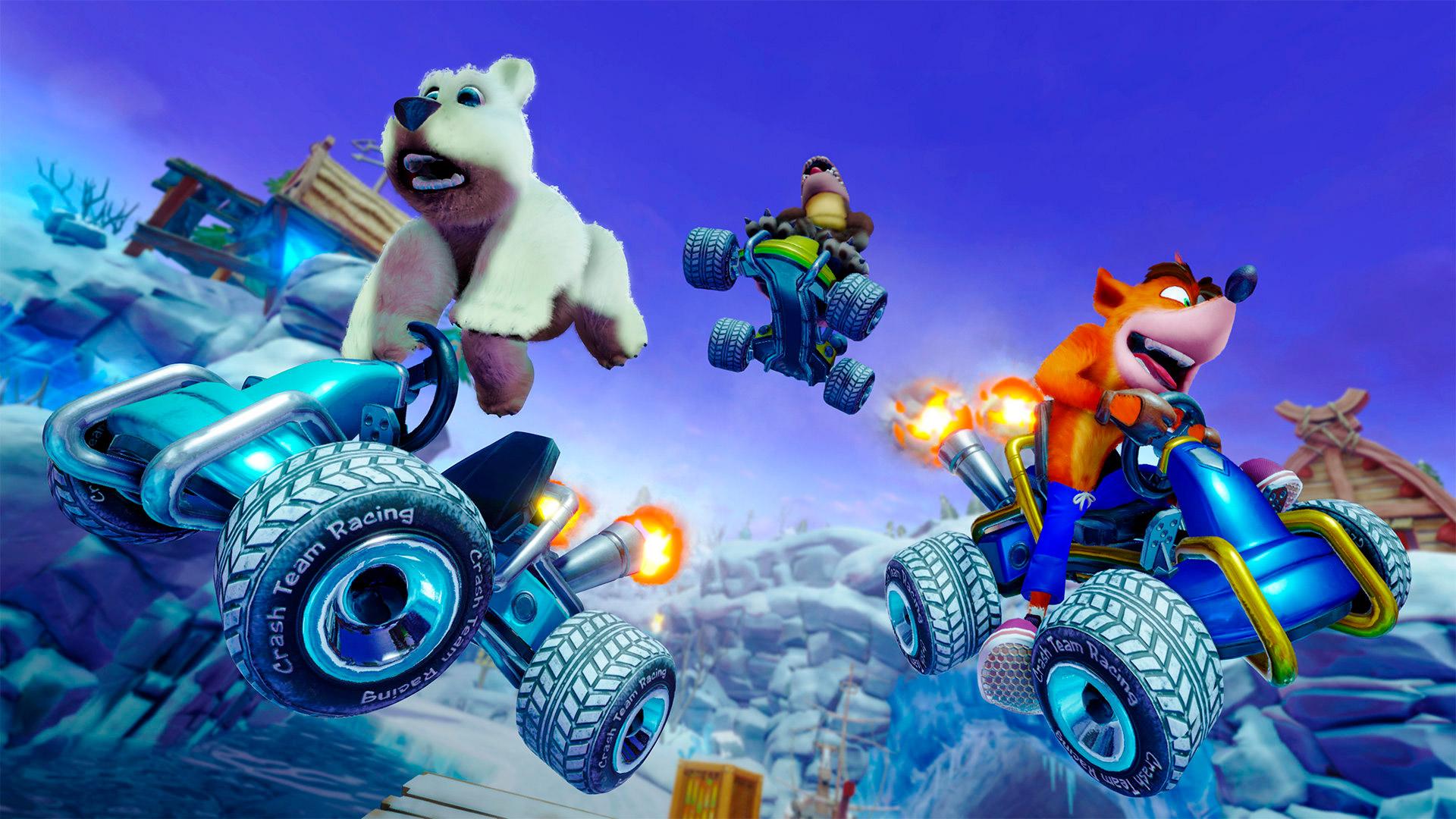 Crash Team Racing Nitro-Fueled изображение 2