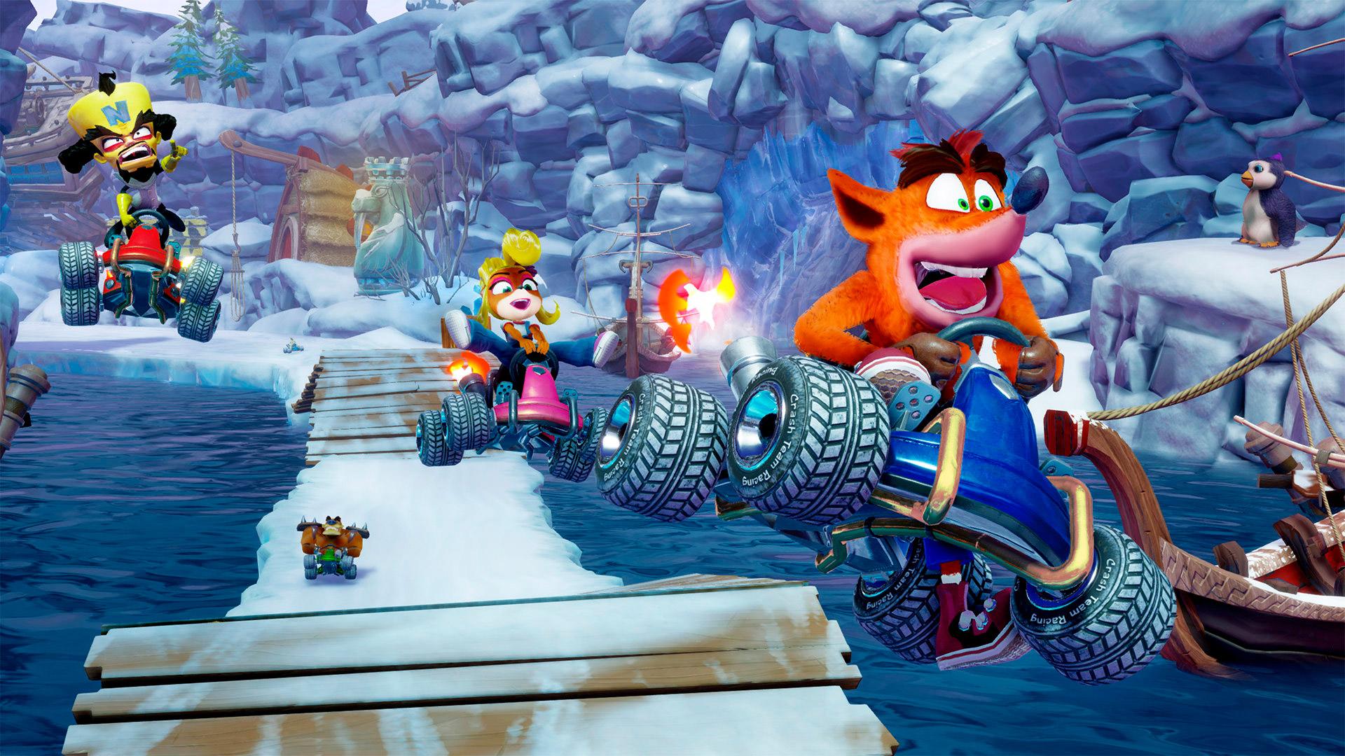 Crash Team Racing Nitro-Fueled изображение 3