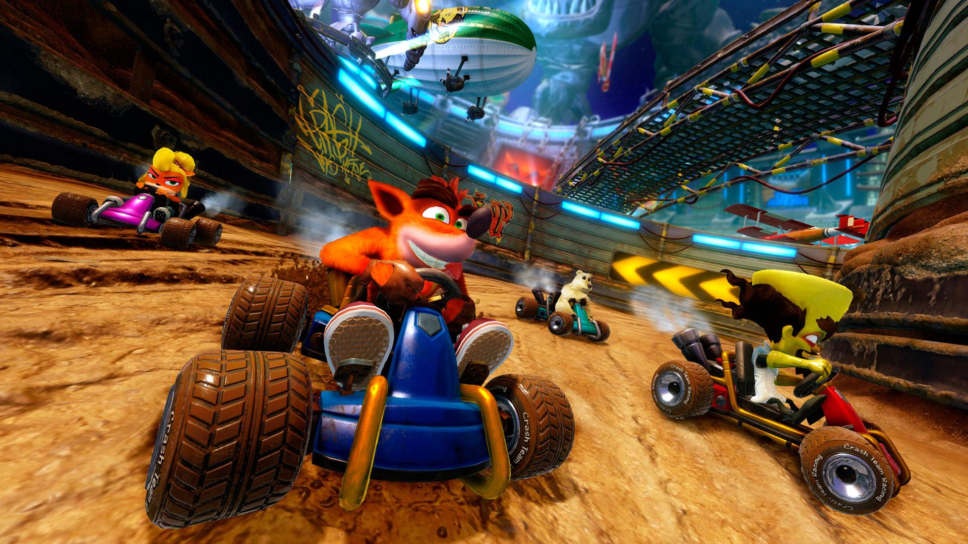 Crash Team Racing Nitro-Fueled изображение 4