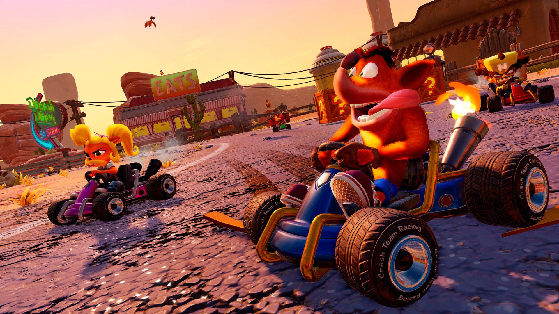Crash Team Racing Nitro-Fueled изображение 5