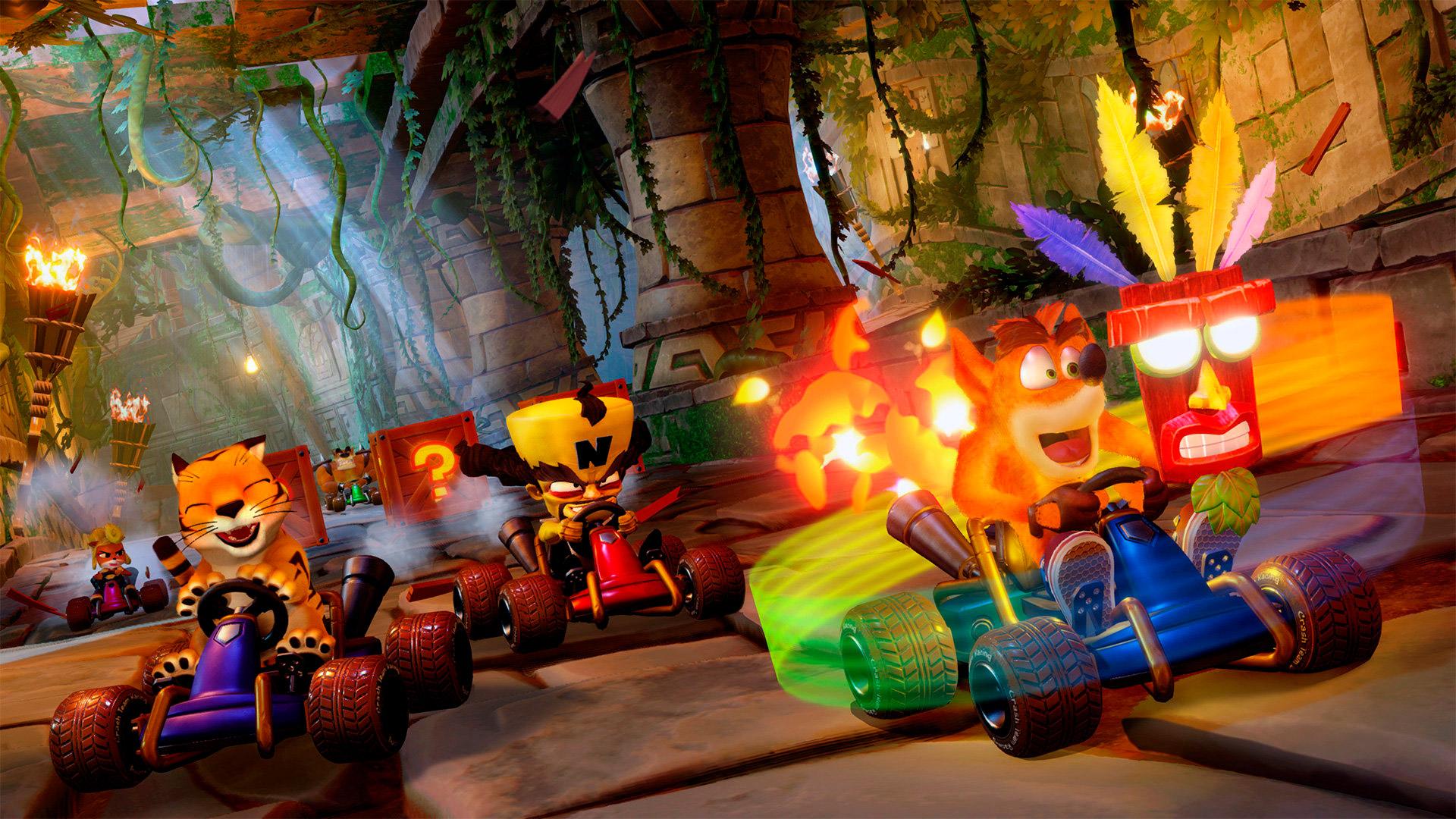Crash Team Racing Nitro-Fueled изображение 6