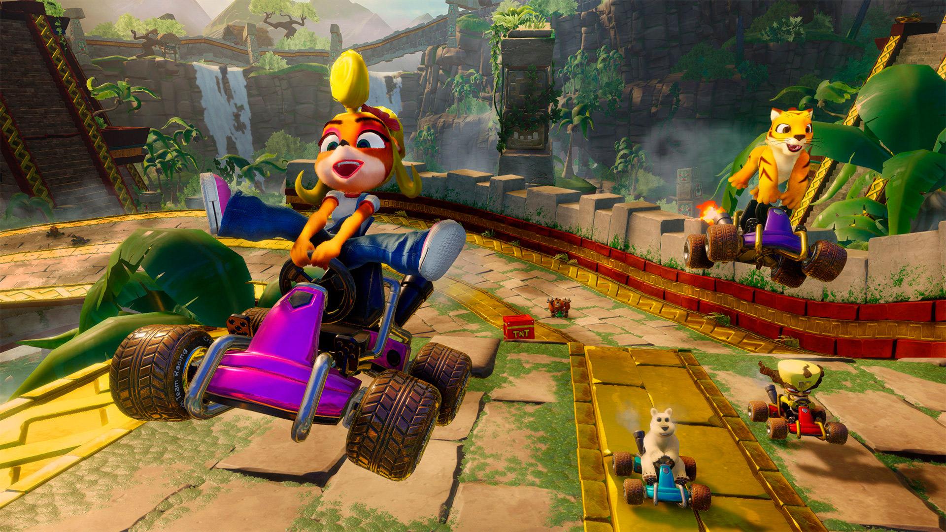 Crash Team Racing Nitro-Fueled изображение 8