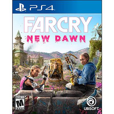Far Cry. New Dawn