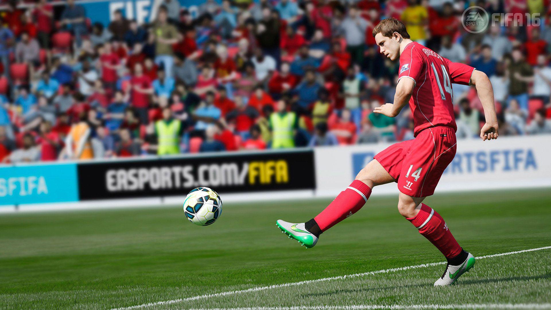 FIFA 16 изображение 2