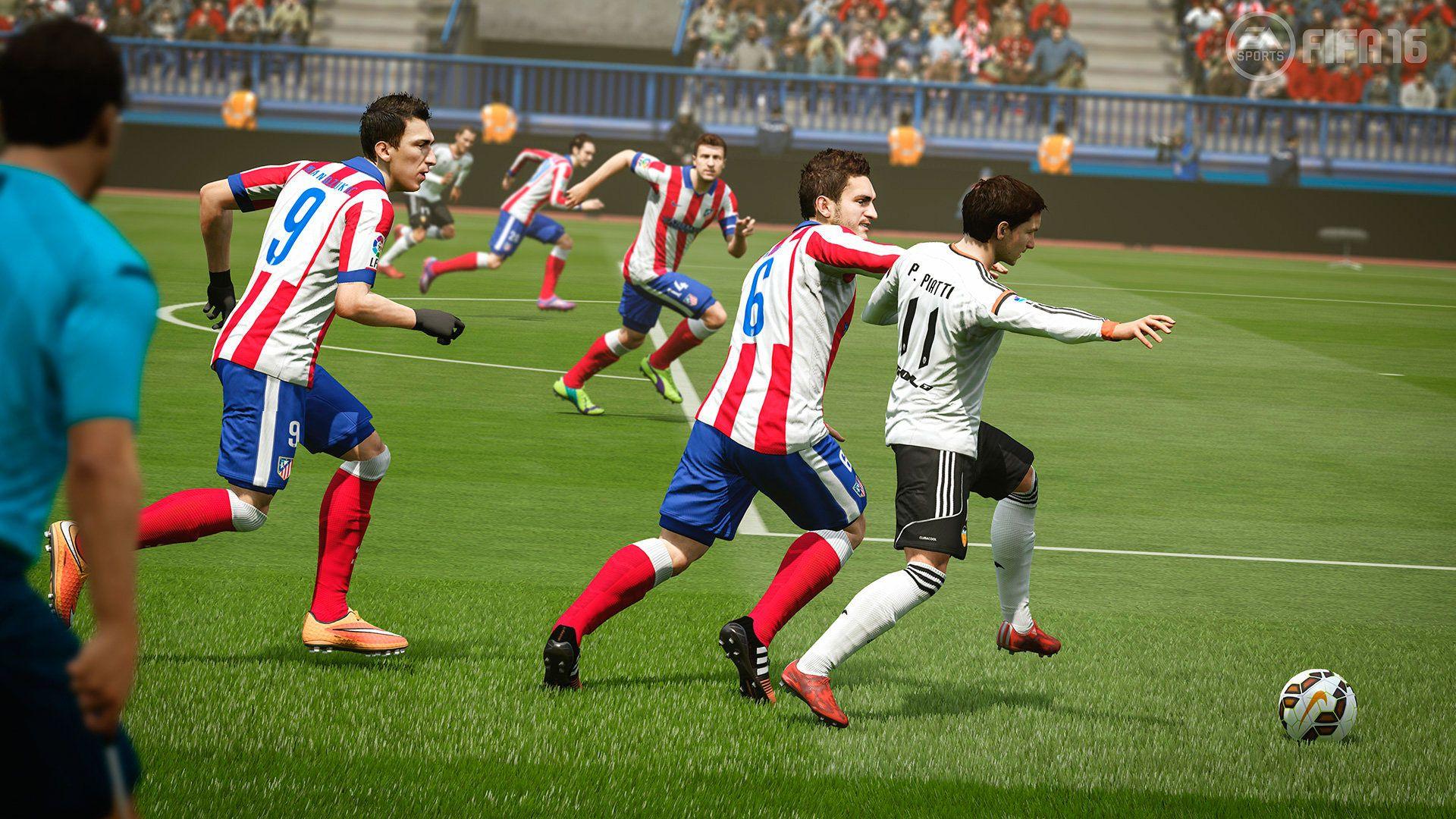 FIFA 16 изображение 4