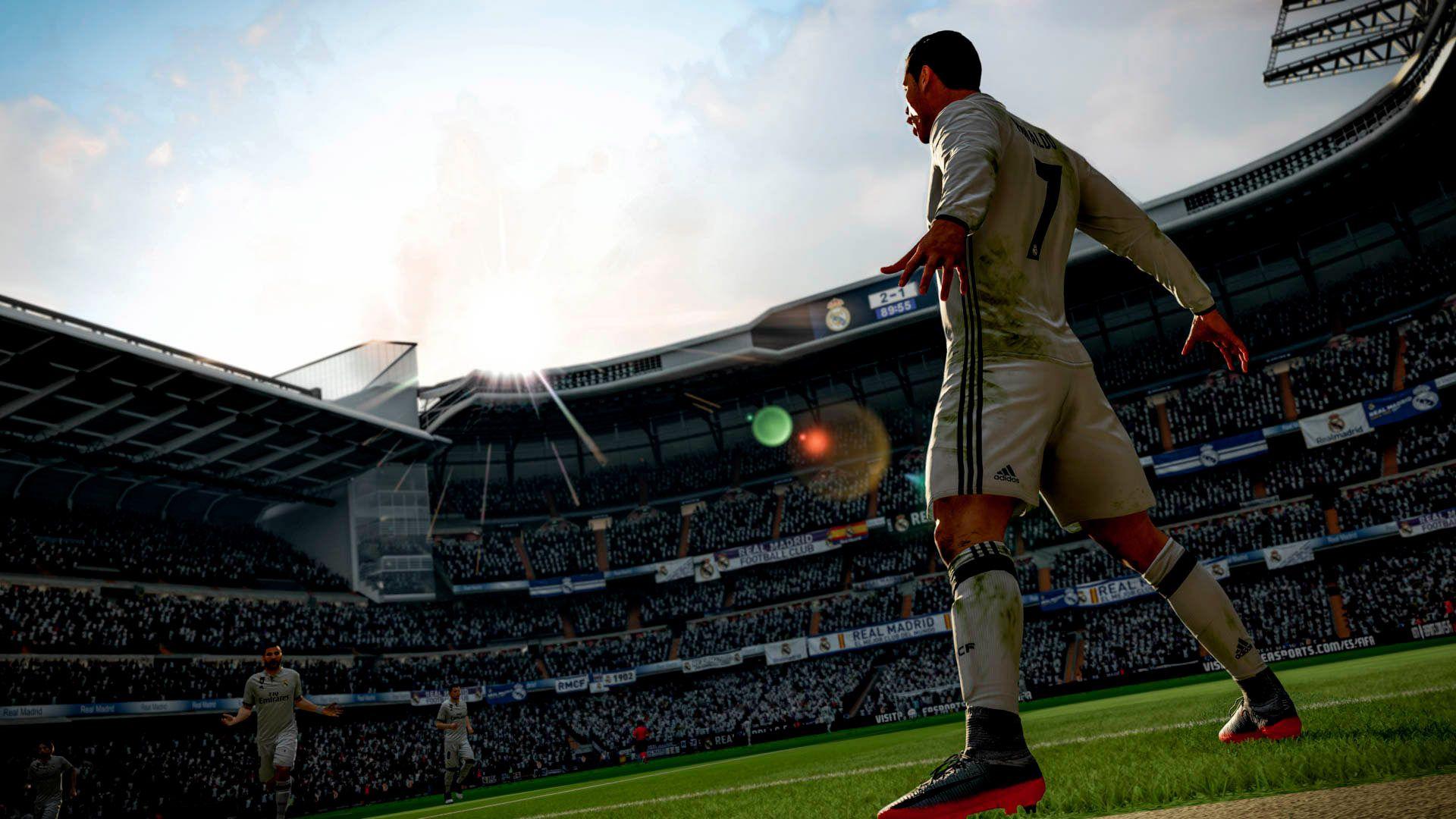 FIFA 18 изображение 1