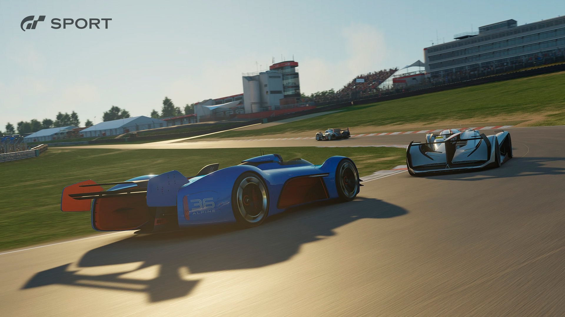 Gran Turismo Sport изображение 3