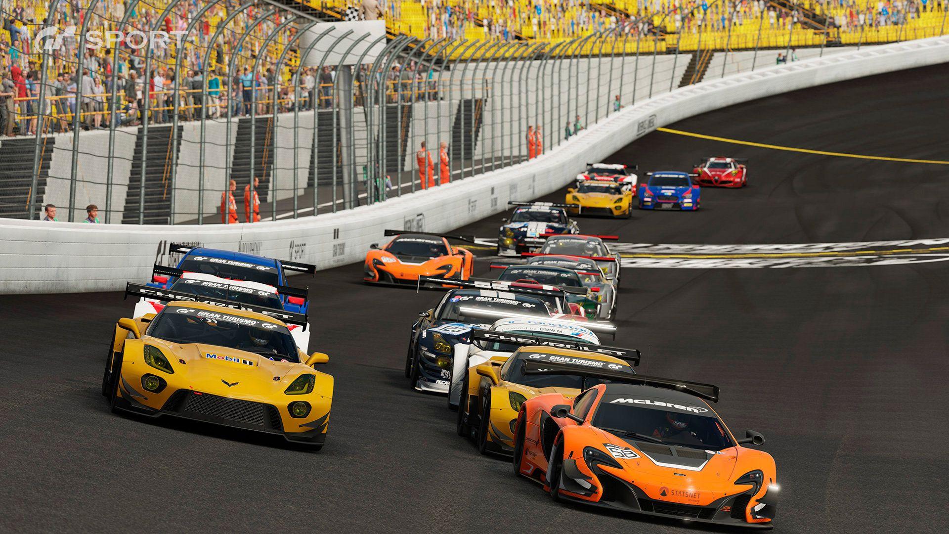 Gran Turismo Sport изображение 5