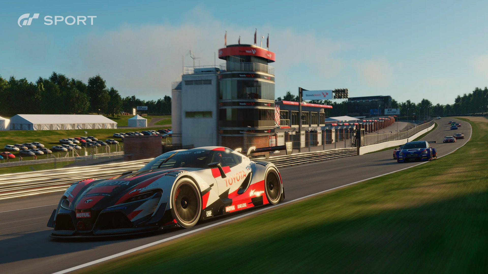 Gran Turismo Sport изображение 8