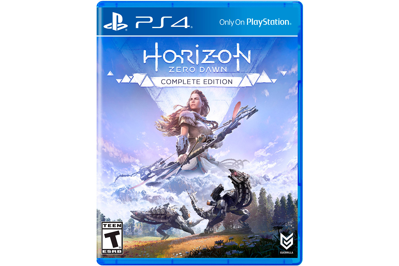 Horizon Zero Dawn Complete Edition для Sony PlayStation 4 [PS4HZСD]