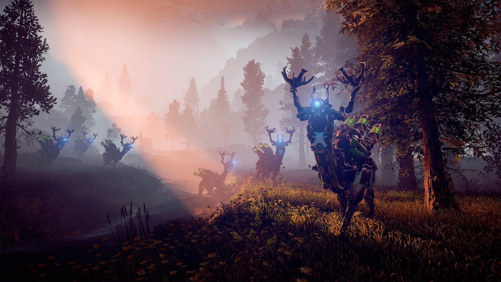 Horizon Zero Dawn изображение 1