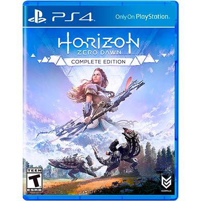 Horizon Zero Dawn Complete Edition для Sony PlayStation 4 [PS4HZСD]
