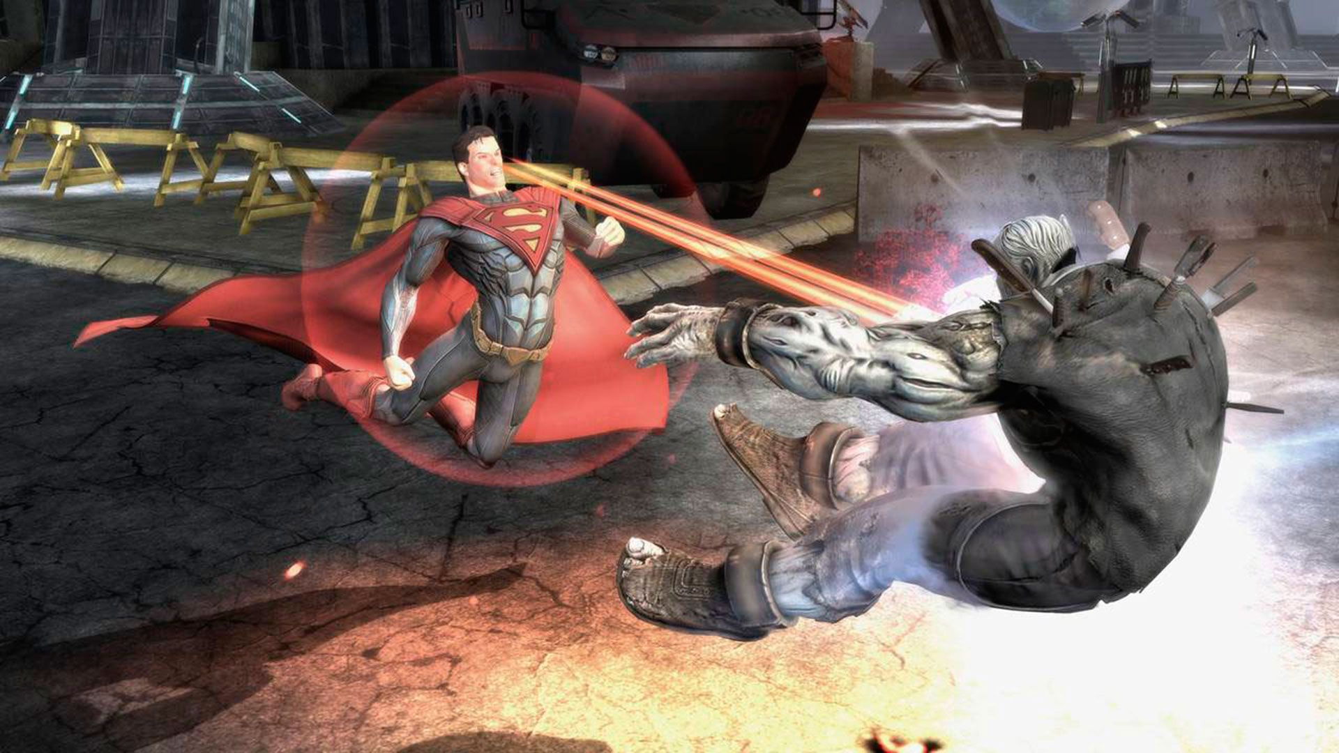 Injustice: Gods Among Us - Ultimate Edition изображение 2