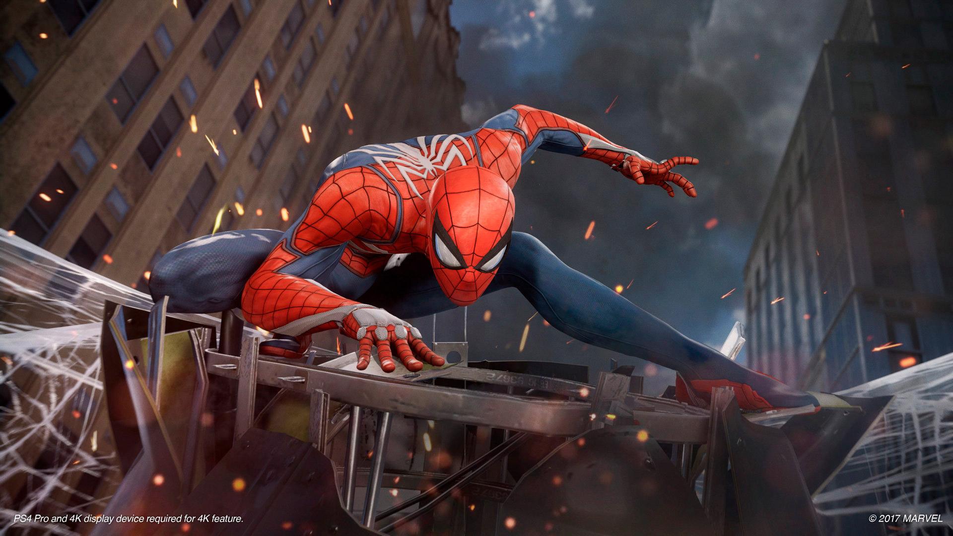 Человек-паук изображение 3